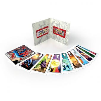 MARVEL Stamp Artwork Collector Set