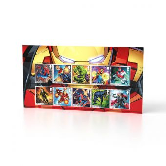 MARVEL Stamp Pack