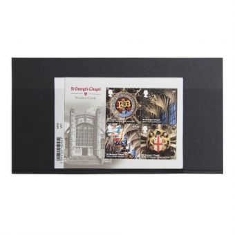 Royal Mail Windsor Castle Stamp Sheet