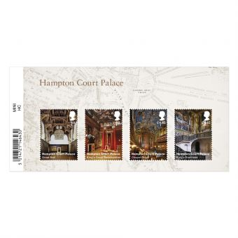Hampton Court Miniature Sheet