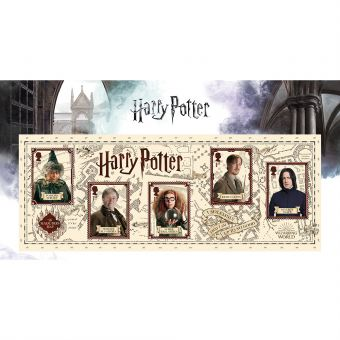 Harry Potter™ Miniature Sheet Character Pack Hogwarts Professors