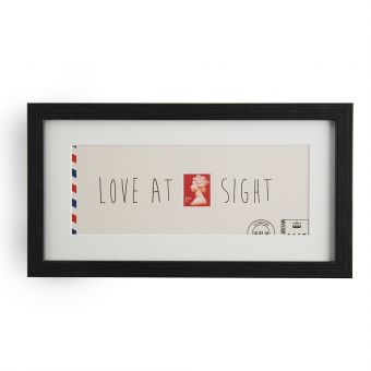N3060 Royal Mail Framed Love At 1st Sight 1