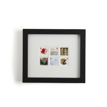 N3099 Royal Mail The First World War 1917 Framed Stamps 2
