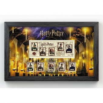 Harry Potter™ Framed Miniature Sheet