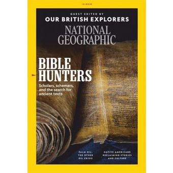 National Geographic - Save 65% off RRP