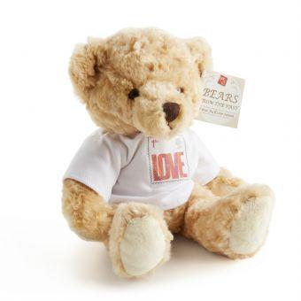 Ng005 Royal Mail Love Bear