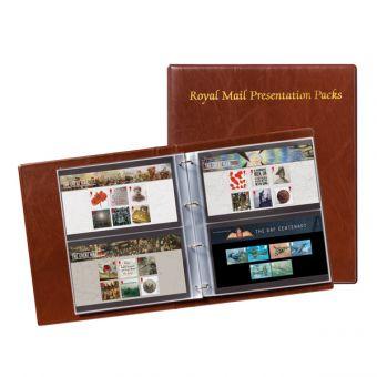 Presentation Pack Album