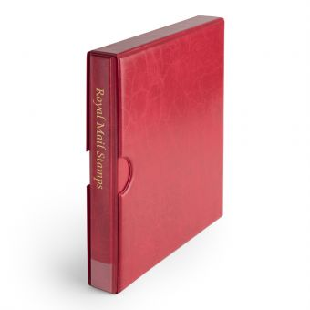 Royal Mail Mint Stamp Album and Slipcase Special offer
