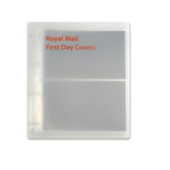 First Day Cover Contemporary Style Album