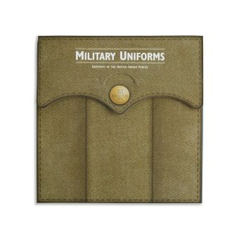 Royal Mail Military Uniforms Collection Pack