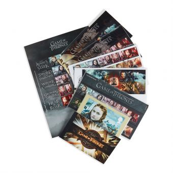 Royal Mail Game of Thrones Westeros Bundle