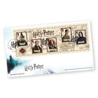 Harry Potter™ Stamp Sheet Souvenir