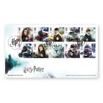 Harry Potter™ Stamp Souvenir