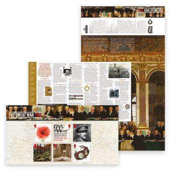 The First World War 1918 Presentation Pack
