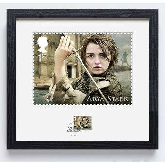 Game of Thrones Arya Stark framed  Limited Edition Framed Print
