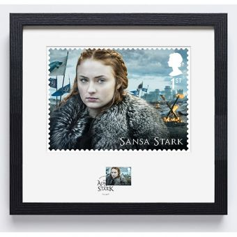 Game of Thrones Sansa Stark Limited Edition Framed Print