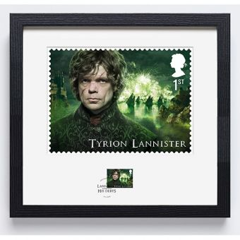 Game of Thrones Tyrion Lannister  Limited Edition Framed Print