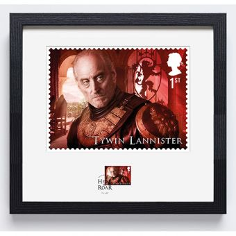 Game of Thrones Tywin Lannister  Limited Edition Framed Print