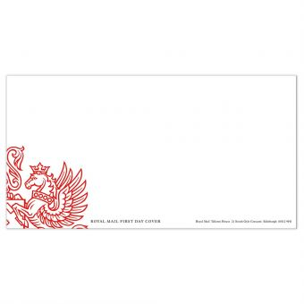 Definitives 2019 Machin Stamps First Day Envelope
