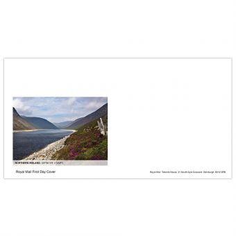Definitives 2019 Northern Ireland First Day Envelope