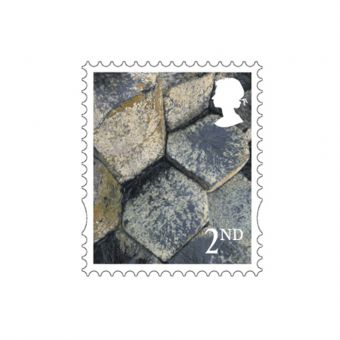 Northern Ireland Definitive 2nd Class Stamp