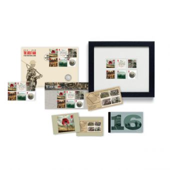 First World War - 1916 Classic Bundle - Save 10%