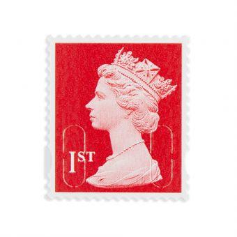 Royal Mail 100 X 1st Class Self Adhesive Stamp Sheet