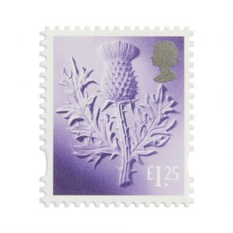 Scotland Country Definitive £1.25 Stamp