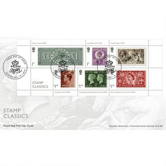 Stamp Classics Presentation Pack