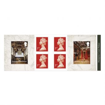 Hampton Court Retail Stamp Book
