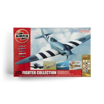 Va160 Airfix Battle Of Britain Fighter Collection Kit 1