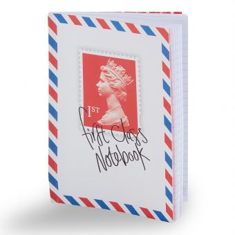 Vm024 Royal Mail A6 Notebook First Class 1
