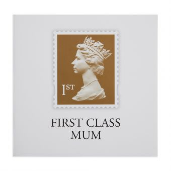 Vm048 Royal Mail Greetings Card Mum