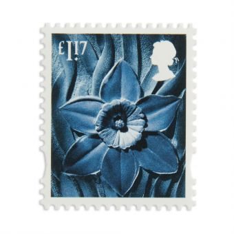 Ws024 New Definitives 2017 Country Definitives Wales Stamp 1.17