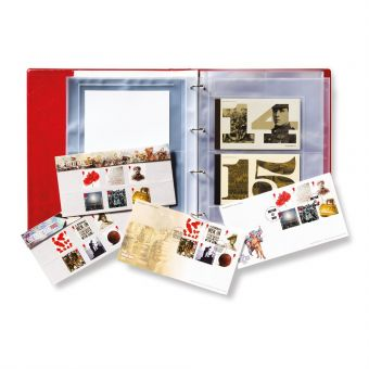 Royal Mail Great War Collector Album and Slip Case