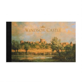 Royal Mail Windsor Castle Prestige Stamp Book