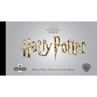 Harry Potter™ Prestige Stamp Book