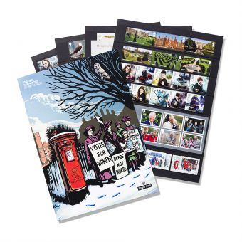 Royal Mail 2017 Stamps Yearbook 1