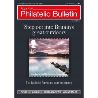 Royal Mail Philatelic Bulletin Subscription - Worldwide