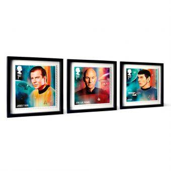Star Trek Limited Edition Frame Bundle