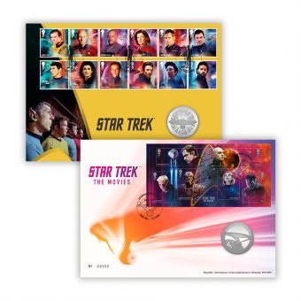 Star Trek Medal Bundle