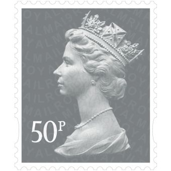 Slate Grey Revised Colour Palette stamp