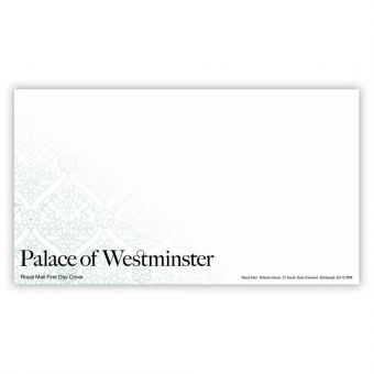 Palace of Westminster First Day Envelope