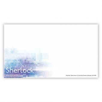 Sherlock First Day Envelope
