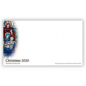 Christmas 2020 First Day Envelope