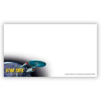 Star Trek First Day Envelope