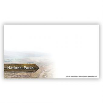National Parks First Day Envelope