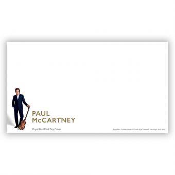 Paul McCartney First Day Envelope