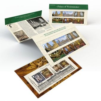 Palace of Westminster Presentation Pack
