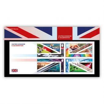 United Kingdom: A Celebration Presentation Pack